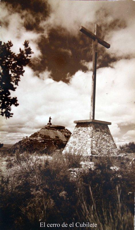 El cerro de el Cubilete Silao Guanajuato