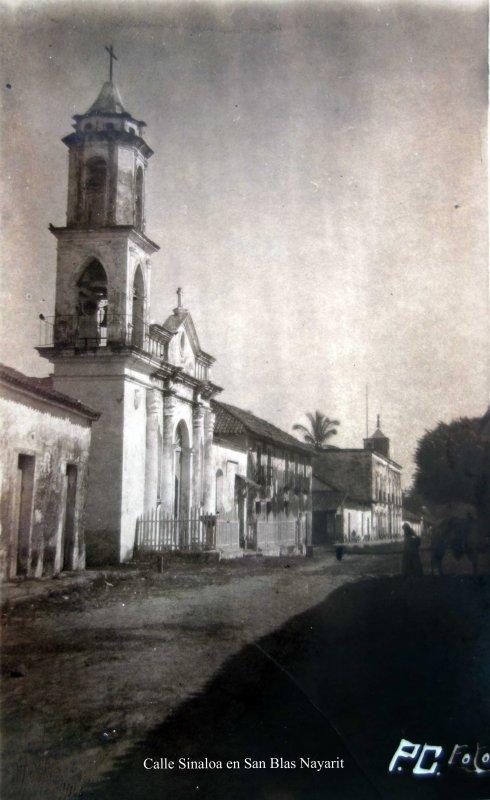 Calle Sinaloa