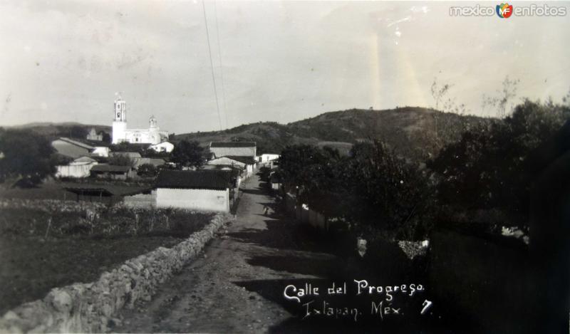 Calle del Progreso.
