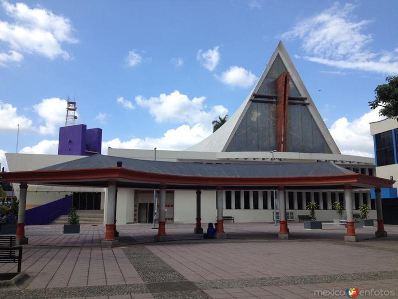 La Catedral de Tapachula. Diciembre/2016