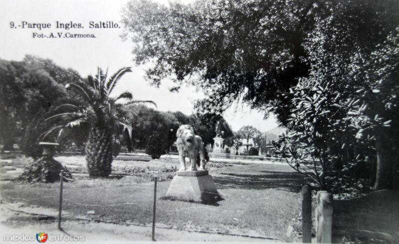 Parque Recreativo Ingles.