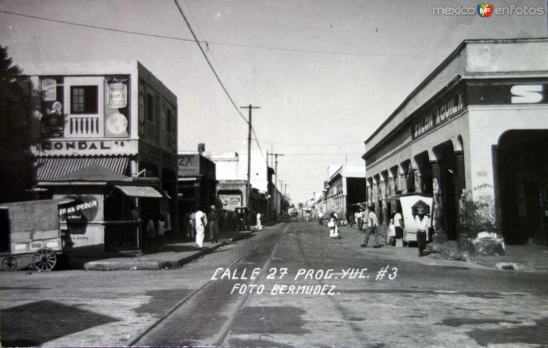 Escena en la Calle 27.
