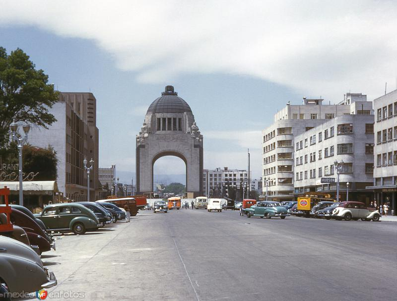 Monumento a la Revolución (1947)