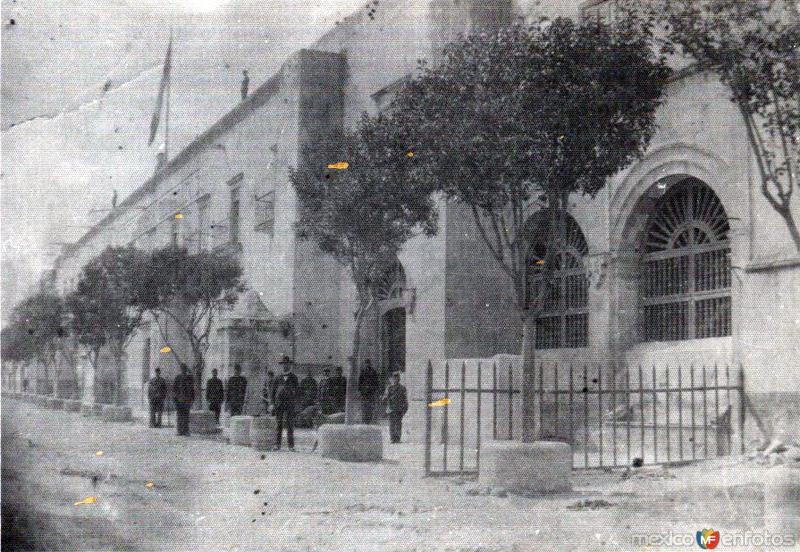 Ex Convento, ex escuela, ex cárcel, ex cuartel y más