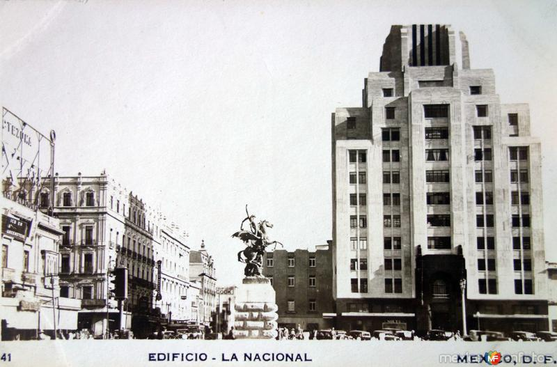 Edificio La Nacional.