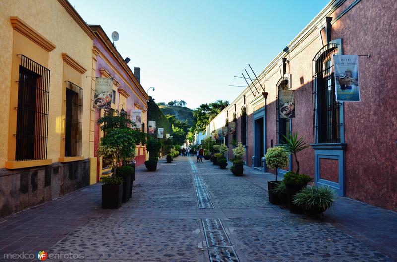 Calle José Cuervo