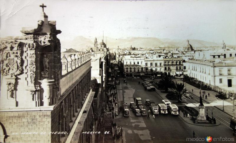 Edificio Monte de Piedad.