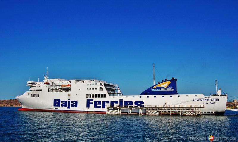 Transbordador, Puerto de Pichilingue