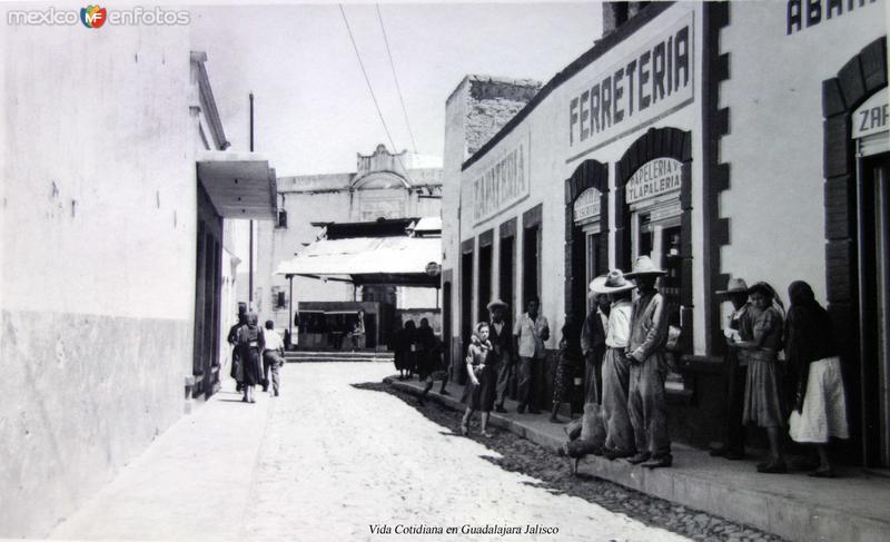 Vida Cotidiana en Zapopan Jalisco.