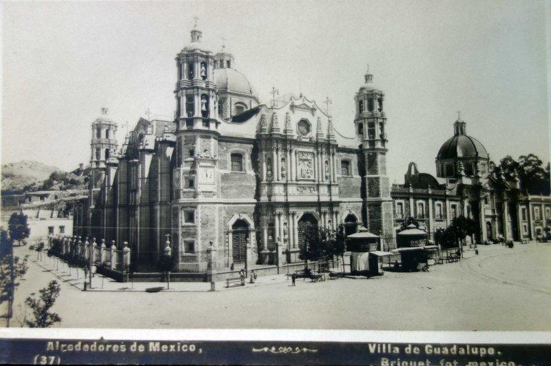La Villa de Guadalupe.