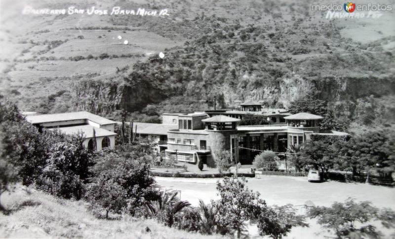 Balneario de San Jose Purua.