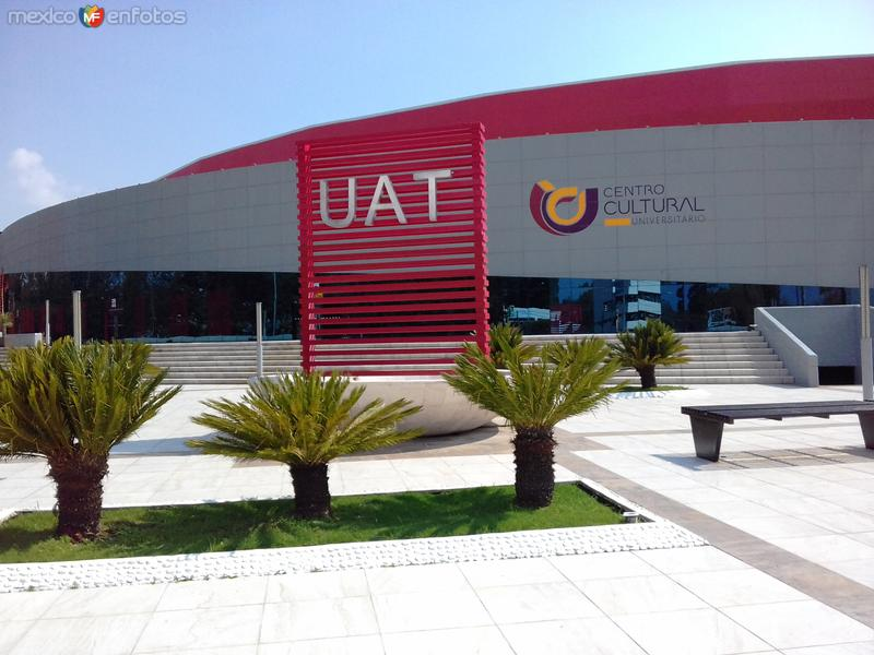 Centro Cultural Universitario. Junio/2017
