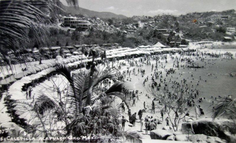 Playa Caletilla.