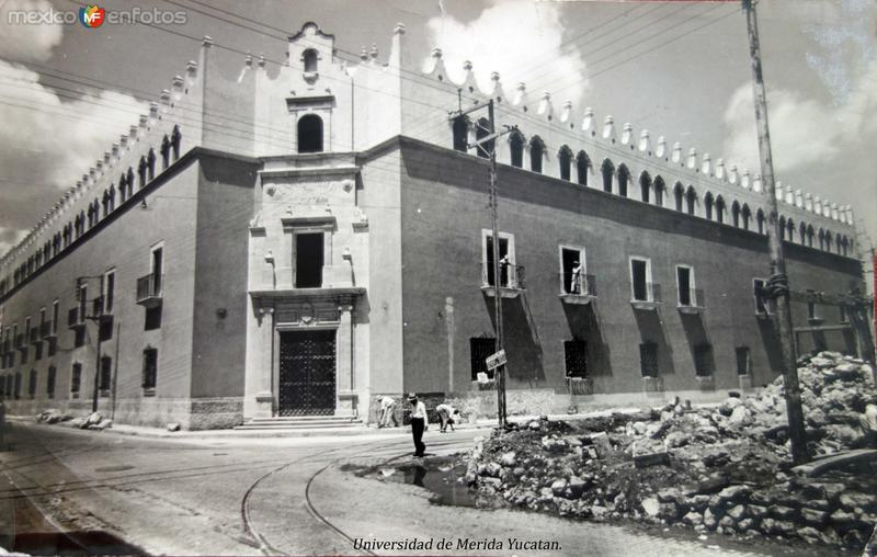 Universidad de Merida Yucatan.