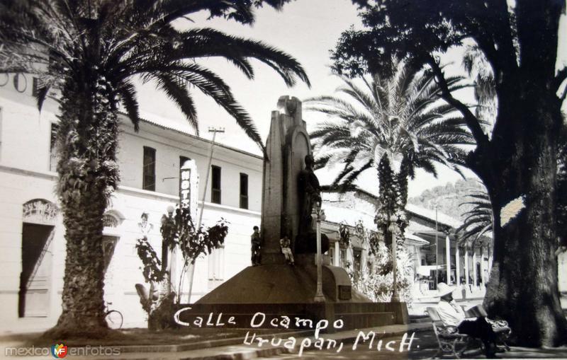 Calle Ocampo.
