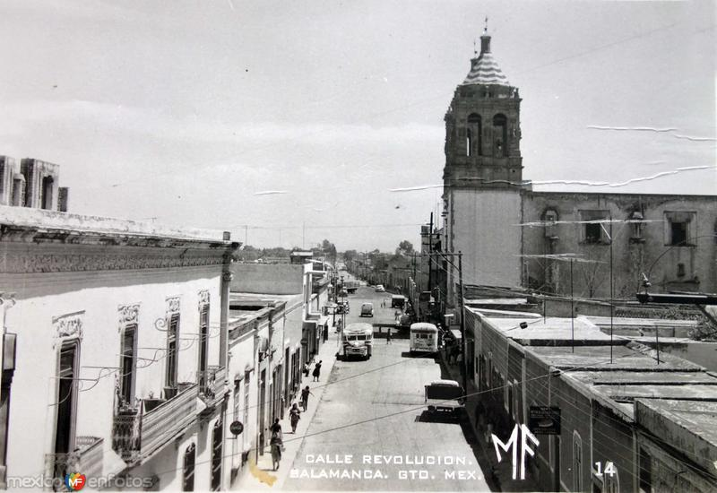 Calle Revolucion.