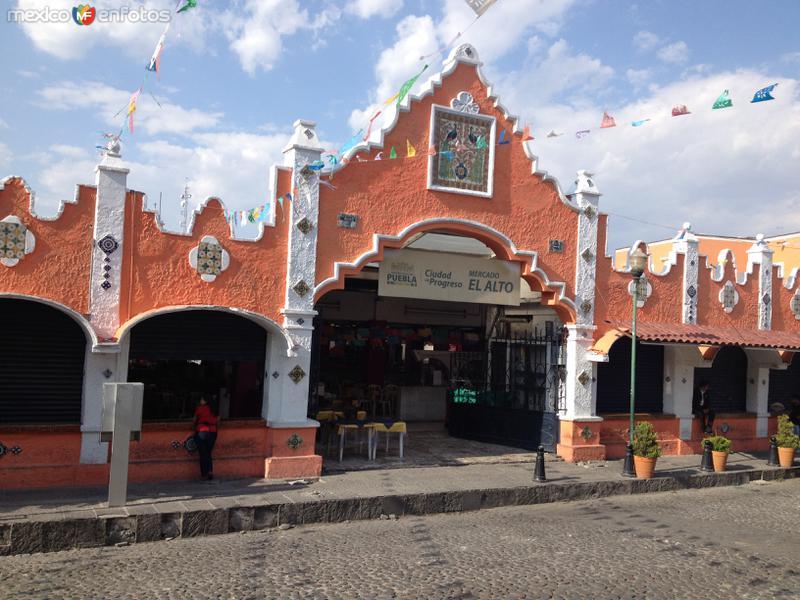 Mercado El Alto. Abril/2017