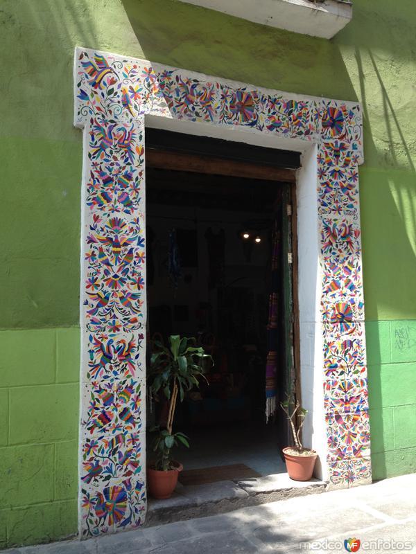Callejón de Los Sapos. Abril/2017