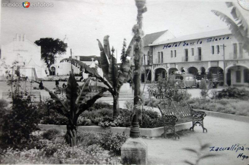 Hotel Sierra.