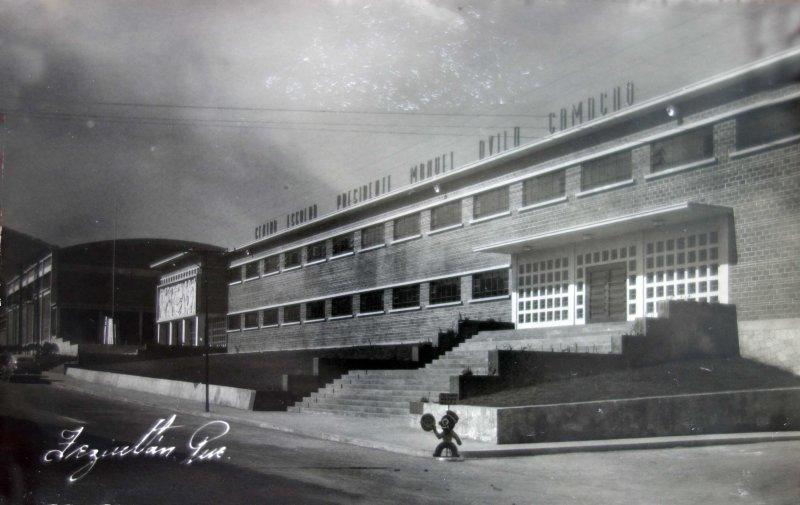 Centro escolar presidente Manuel Avila Camacho.