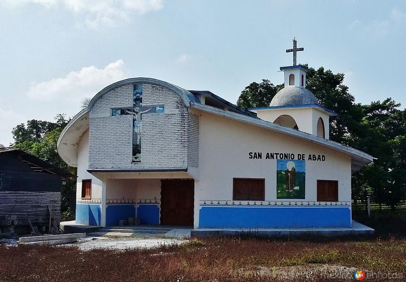 Templo de San Antonio Abad