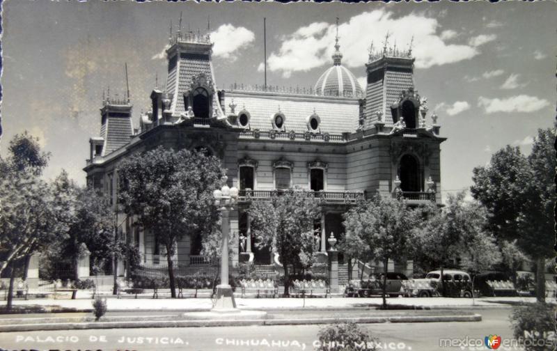 Palacio de Justicia .
