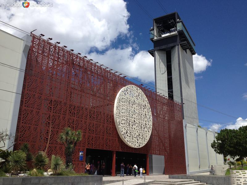 Museo de la Evolución y Teleférico de Puebla. Julio/2017