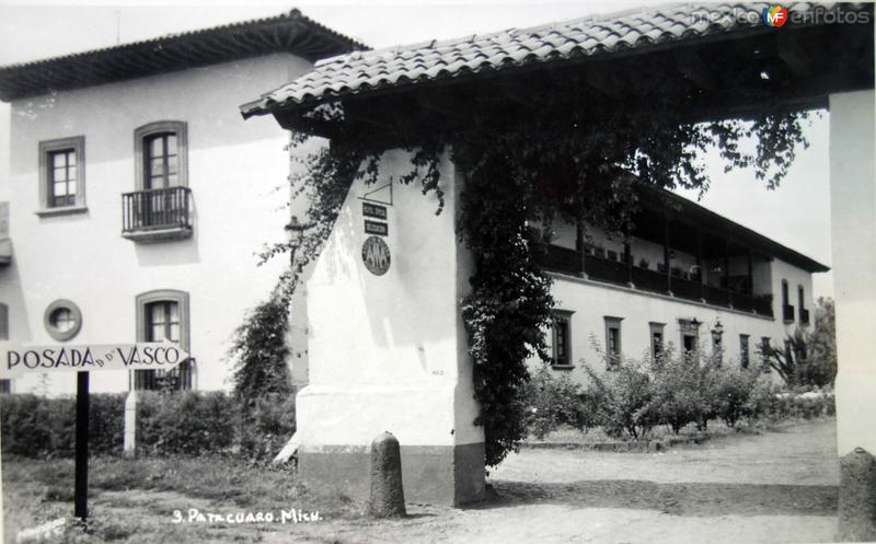 Posada de Don Vasco.