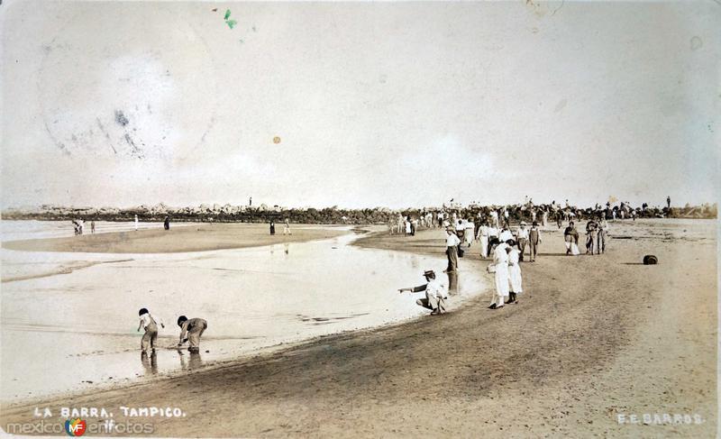 La Barra ( Circulada el 8 de marzo de 1924 )