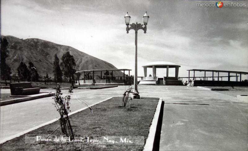 Paseo de la Loma.