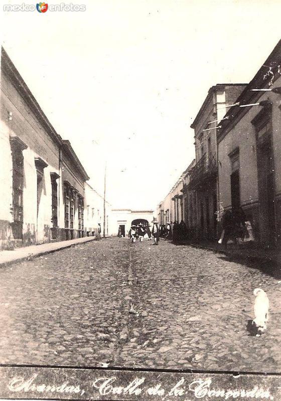 Calle Francisco mora