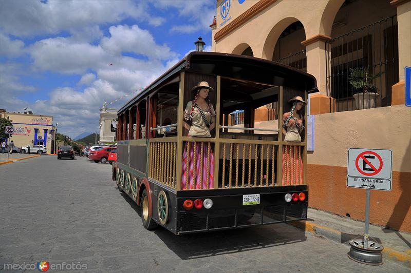 Autobus para turistas