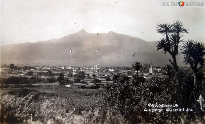 Panorama ( Circulada el 4 de Julio de 1937 ).