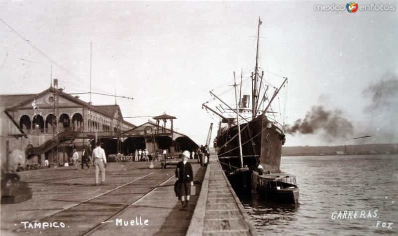 El Muelle.
