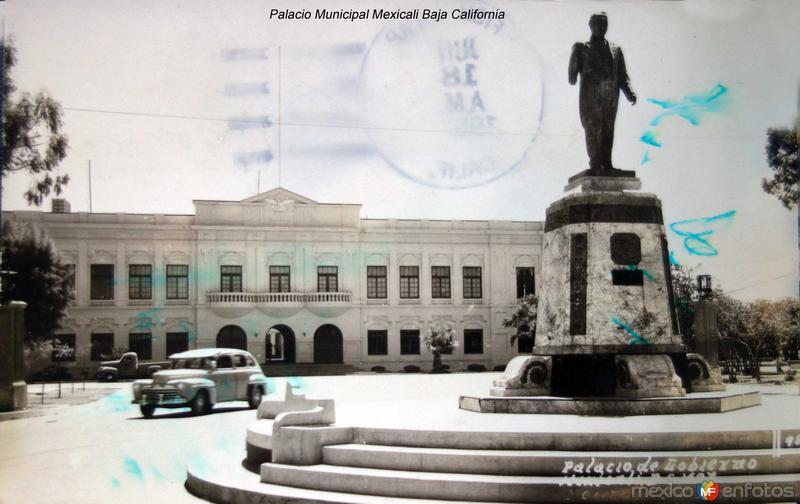 Palacio Municipal Mexicali Baja California