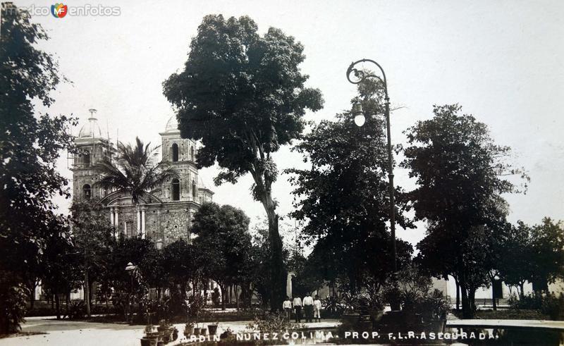 Jardin Nunez.