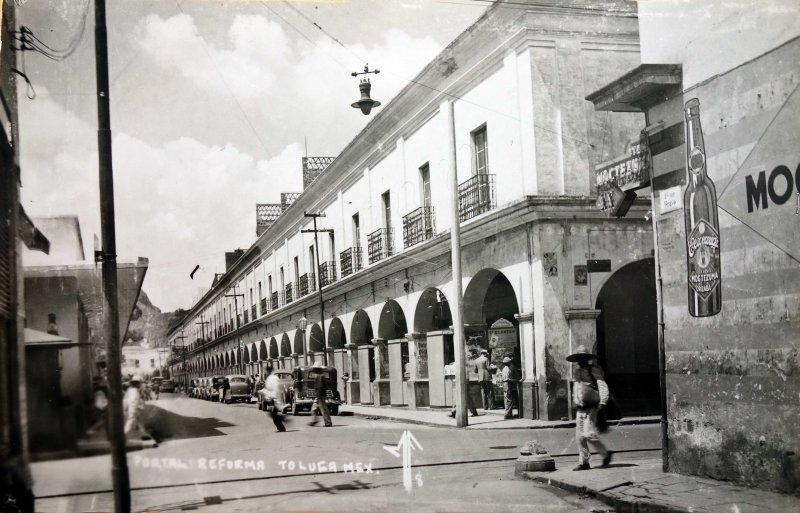 Los Portales Reforma.