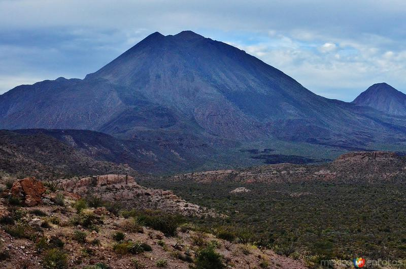 Volcán de las Tres Vírgenes