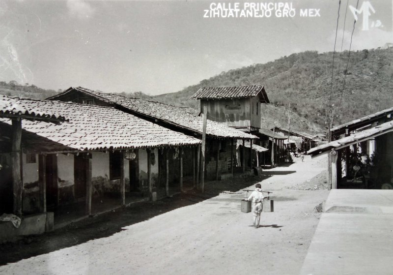 Calle principal.