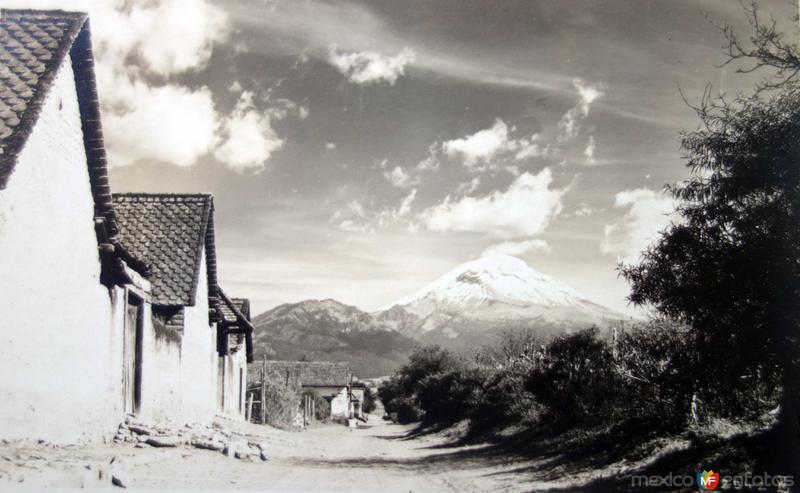Panorama Alrededores de Orizaba.
