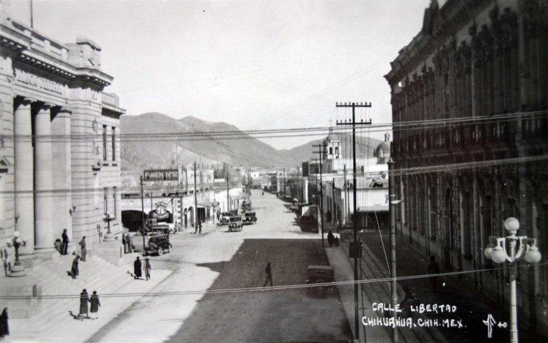 Calle Libertad.