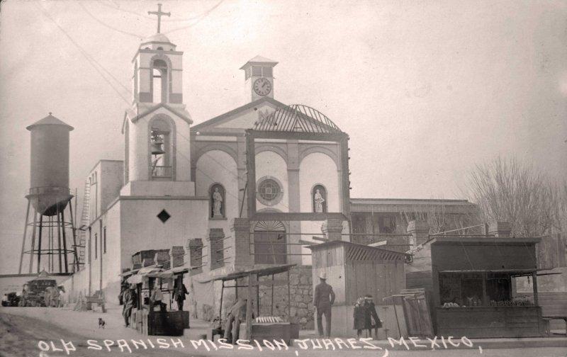 Antigua Mision.