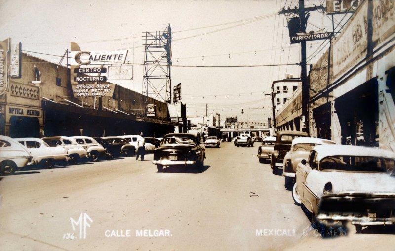 Calle Melgar.