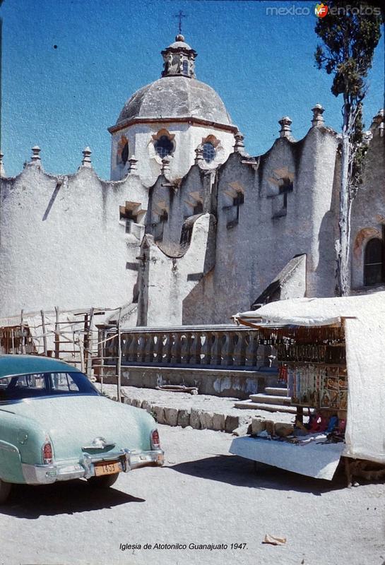Iglesia de Atotonilco Guanajuato (c. 1953).