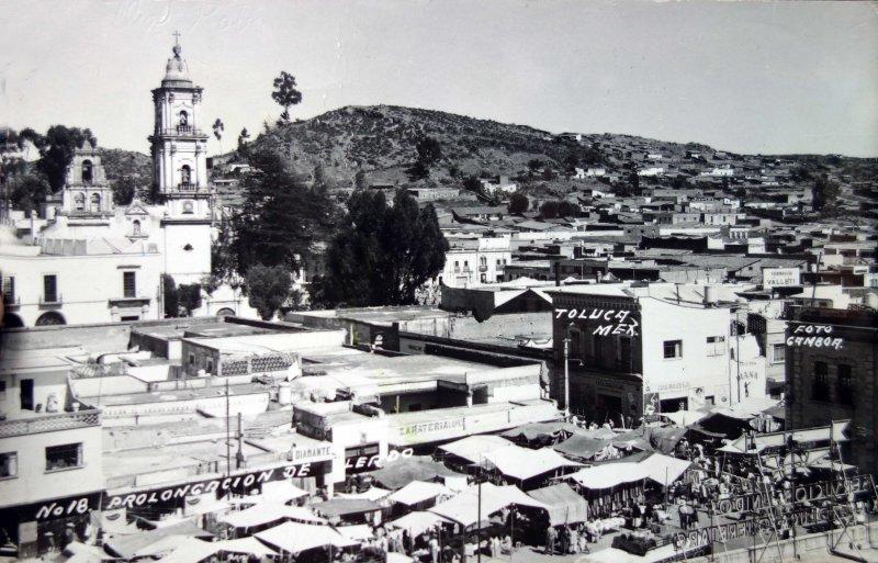 Avenida Prolongacion.