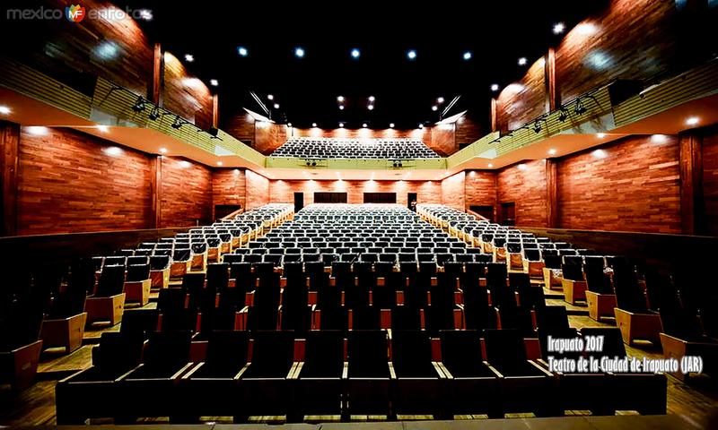 Teatro de la Ciudad de Irapuato 2017 (JAR)