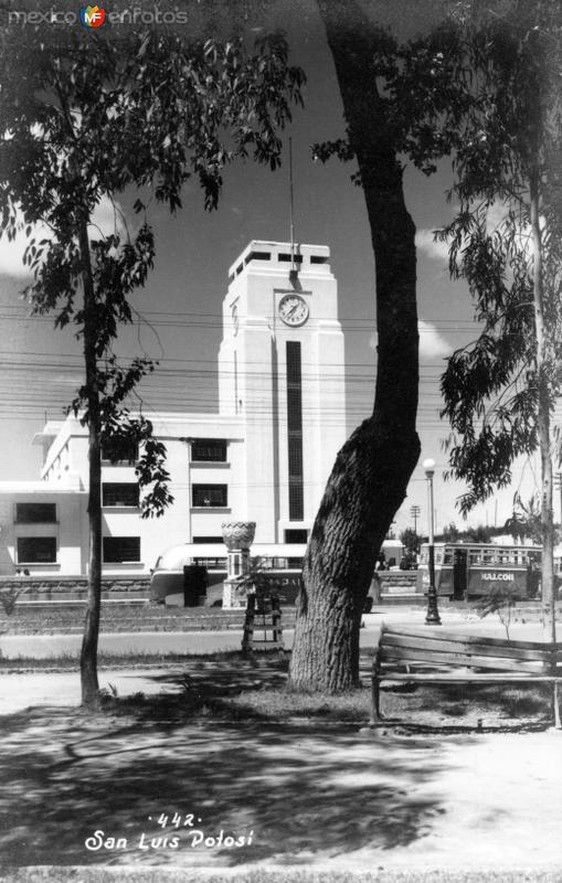 Edificio de los ferrocarriles