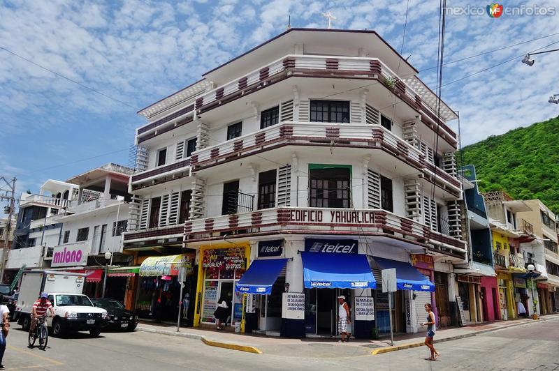 Edificio Yahualica