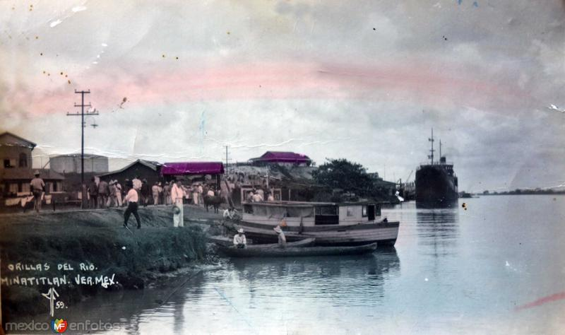 A orillas de el Rio.