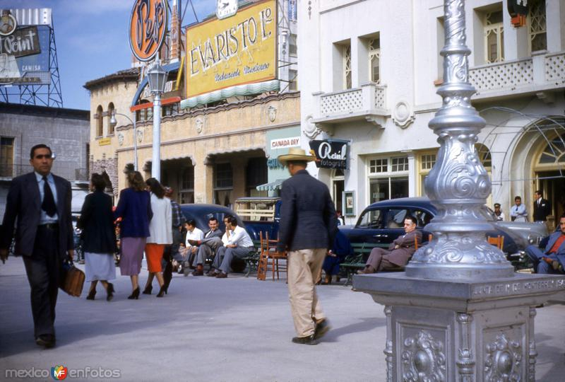 Plaza Zaragoza (1952)
